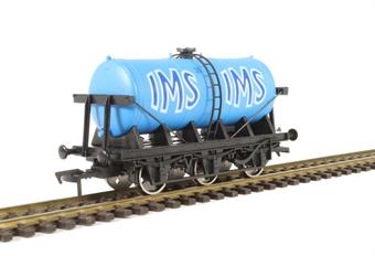 4F-031-033 6 Wheel Milk Tank IMS 39
