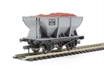 4F-033-001 24 Ton steel ore hopper BR (ex-B1012)