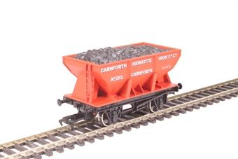 """4F-033-108 24-ton steel ore hopper """"Carnforth Hematiite"""""""