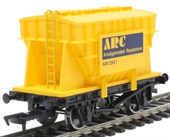 4F-035-102 Presflo wagon in AR12641 ARC Amalgamated Roadstone yellow