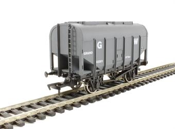 4F-036-005 Bulk grain hopper wagon GWR #2886