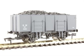 4F-038-005 20T Steel Mineral GWR 33264