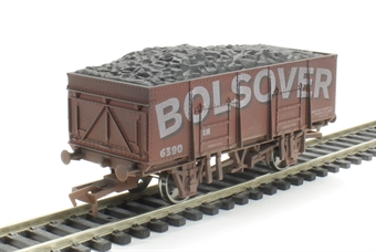 4F-038-101 20T Steel Mineral Bolsover - weathered