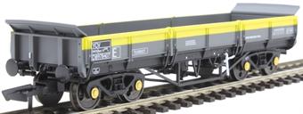 4F-043-005 YCV 'Turbot' bogie ballast wagon DB978407 in BR Civil Engineers 'Dutch' £21.21