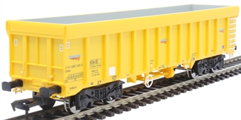 4F-045-011 IOA bogie wagon 3170 5992 040-3 in Network Rail yellow
