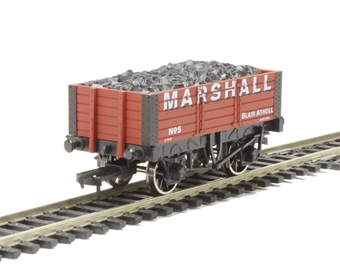 4F-052-029 5 Plank 9 Ft Wheelbase Marshall 5