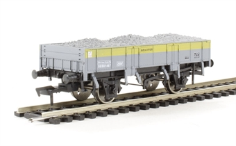 4F-060-005 Grampus wagon DB981487 in Civil engineers Dutch