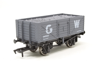 """4F-071-001-PO01 7 plank wagon """"GWR"""" - Pre-owned - Like new - Imperfect box"""
