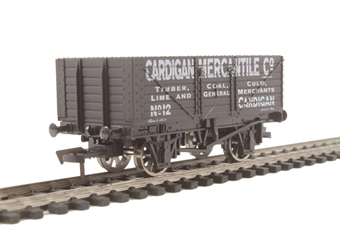"4F-071-134 7 Plank open wagon ""Cardigan Merchantile"""