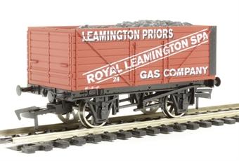 "4F-080-003 8 plank wagon ""Leamington Gas"""