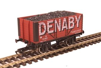 "4F-080-108 8-plank open wagon ""Denaby"""