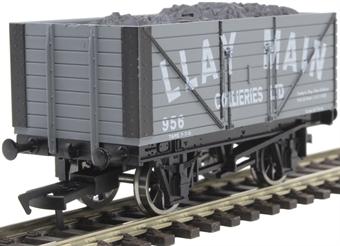 "4F-080-126 8 plank open wagon ""Llay Main, Wrexham"""