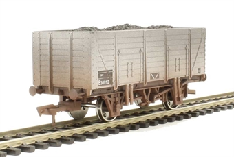 4F-090-006 9 Plank Wagon BR E30946 - weathered