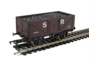 """4F-071-007 7 plank wagon """"SR"""""""