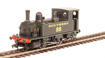 4S-018-003 LSWR Class B4 0-4-0 88 in Southern Railway lined black £93.50