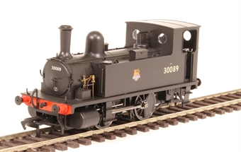 4S-018-004 LSWR Class B4 0-4-0T 30089 in BR black with early emblem £93.50