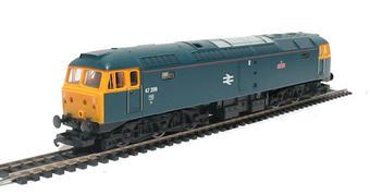 """L205035 Class 47/0 47299 """"Ariadne"""" in BR blue"""
