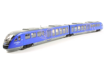 52019-HX NJ Desiro 2-Car DMU 'Tordenskiold' of the Danish NJ Epoch VI - Pre-owned - DCC fitted - Like new