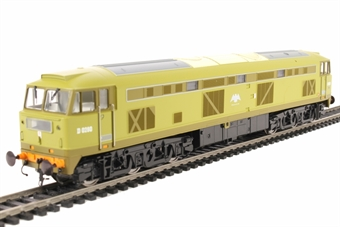 "5313 Class 53 D0280 ""Falcon"" in original lime green and brown livery - Limited Edition £94"