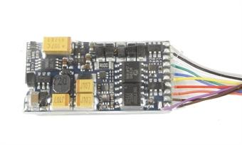 54-400 Loksound V4 8-pin sound decoder