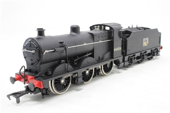 54123-PO26 Class 4F 0-6-0 44454 in BR black with late crest - Pre-owned - detailed - reliveried