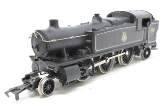 54151-PO31 Class 61xx Prairie 2-6-2T 6167 in BR Lined Black - Pre-owned - Missing buffer beam and coupling hook, missing cab steps, damage to chimney and boiler railings, detailed with coal load, imperfect box
