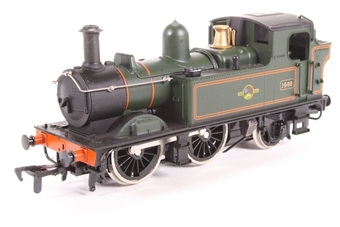 54153-PO04 Class 14xx 0-4-2T 1466 in BR Lined Green - Pre-owned - forward brakepipe broken off - imperfect box £27