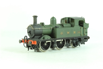 54153 Class 14xx 0-4-2T 1466 in BR Lined Green