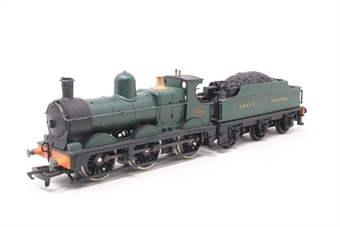 54156-PO23 Class 2301 Dean Goods 0-6-0 2516 in GWR Green - Pre-owned - sold as seen, DCC fitted non runner