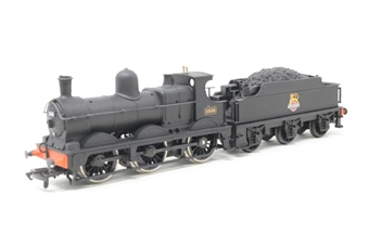 54157-PO16 Class 2301 Dean goods 0-6-0 2538 in BR Black with early emblem  - Pre-owned - missing rear coupling hook - label mark on box