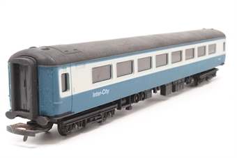 54206-3-PO18 Mk 2D TSO Second Open E5690 in BR blue/grey - Pre-owned - weathered roof- marks on sides- imperfect box