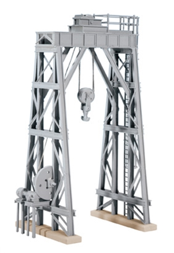 545 Locomotive lifting hoist - plastic kit