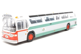 54603-PO AC Transit Fishbowl Coach / Bus - GM5307 - Pre-owned - Like new