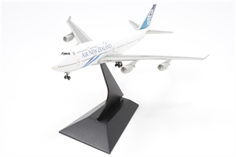 55131-PO01 Boeing 747-419 'Air New Zealand' - Pre-owned - imperfect box