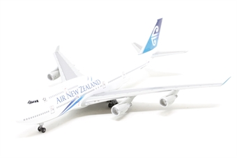 55131-PO Boeing 747-419 'Air New Zealand' - Pre-owned - Like new - imperfect box