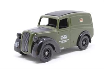 "58000-PO02 1950 Morris Z Van ""Post Office Telephones"" - Pre-owned - Like new"