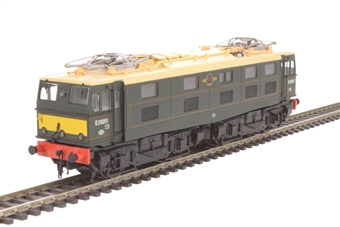 7601 Class 76 EM1 Woodhead electric E26051 in BR green with half yellow panels - Limited Edition for Olivias Trains