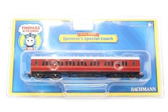 76041BAC-PO Spencer's Special Coach - Pre-owned - Like new- factory sealed