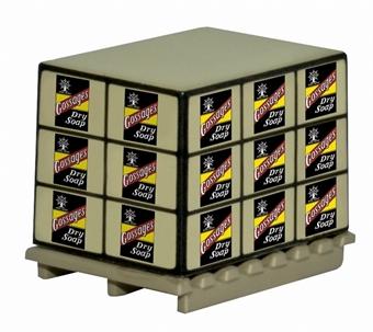 76ACC009 Pallet Load Gossages Dry Soap