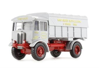 """76AEC003 AEC Matador Lorry """"Sunters"""""""