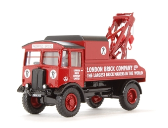 "76AEC004 AEC Matador J12 Wrecker ""London Brick"""