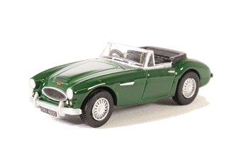 76AH3004 Austin Healey 3000 British Racing Green