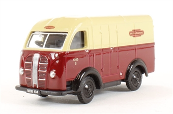 "76AK016 Austin 3-way van ""British Rail"""