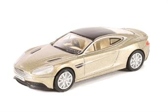 76AMV002 Aston Martin Vanquish Coupe Selene Bronze £5