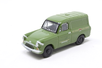 76ANG005-PO Ford Anglia van in 'Post Office' livery - Pre-owned - Like new