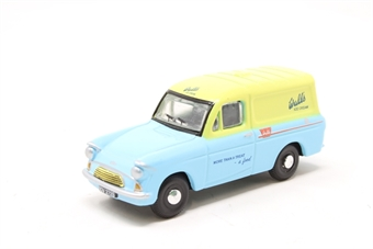 76ANG008-PO01 Ford Anglia van in 'Walls' livery - Pre-owned - Like new