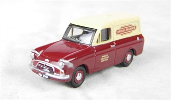 "76ANG037 Ford Anglia van in ""British Railways"" livery"