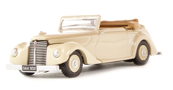 76ASH001 Armstrong Siddeley Hurricane open top in Beige