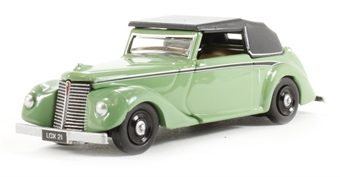 76ASH002 Armstrong Siddeley Hurricane Closed in green