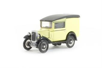 76ASV001 Austin Seven RN Van in Primrose